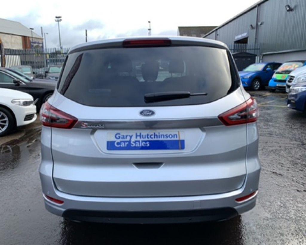 2016 Ford S-Max 2.0 TDCI TITANIUM Diesel Manual  – Gary Hutchinson Car Sales Belfast full