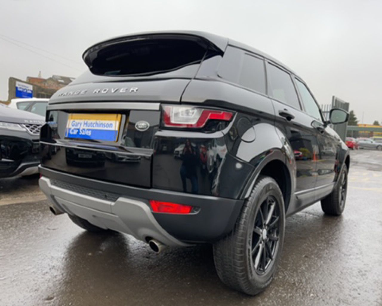 2016 Land Rover Range Rover Evoque 2.0 ED4 SE Diesel Manual  – Gary Hutchinson Car Sales Belfast full