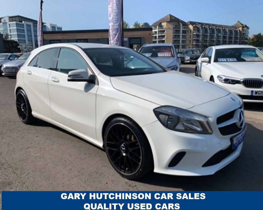 2016 Mercedes-Benz A Class A-CLASS A SE Diesel Manual  – Gary Hutchinson Car Sales Belfast