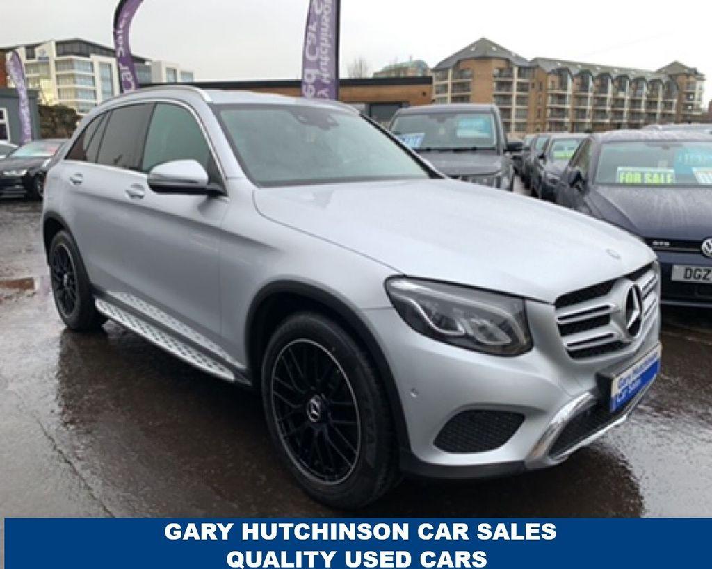 2016 Mercedes-Benz C Class GLC-CLASS GLC 250 D 4MATIC SPORT Diesel Automatic  – Gary Hutchinson Car Sales Belfast