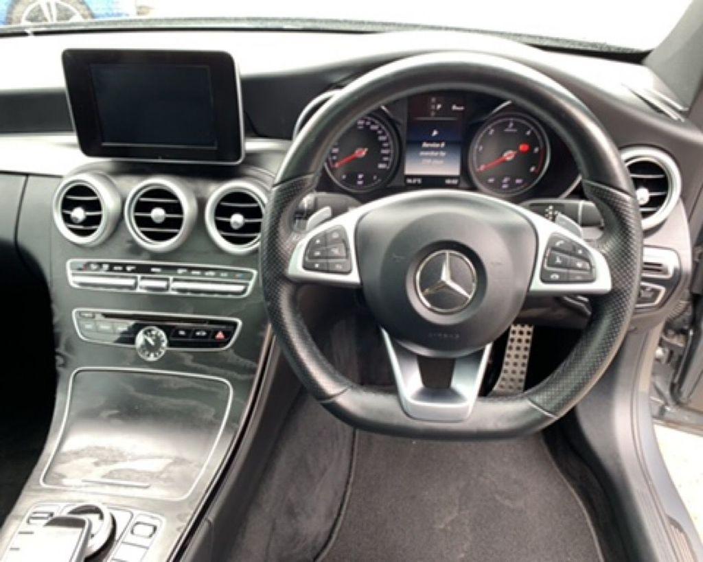 2016 Mercedes-Benz C Class C-CLASS 2.1 C 250 D AMG LINE PREMIUM Diesel Automatic  – Gary Hutchinson Car Sales Belfast full