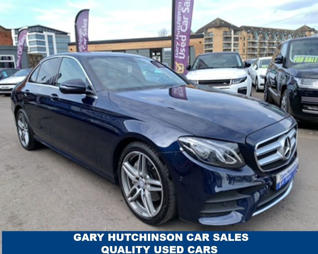 2016 Mercedes-Benz E Class E-CLASS E 220 D AMG LINE Diesel Automatic  – Gary Hutchinson Car Sales Belfast
