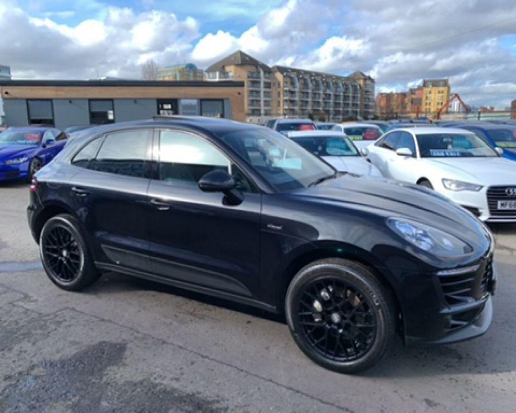 2016 Porsche Macan S 3.0 D S PDK Diesel Semi Auto  – Gary Hutchinson Car Sales Belfast full