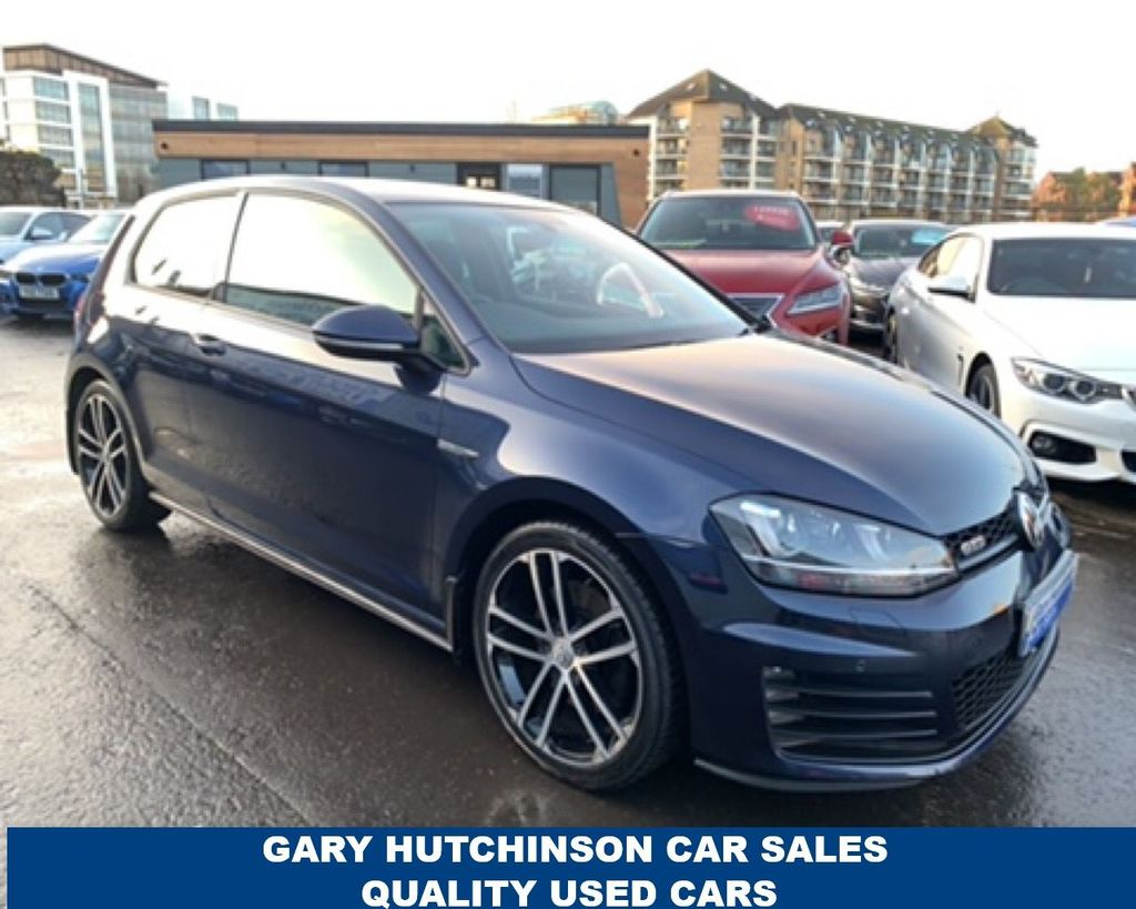 2016 Volkswagen Golf 2.0 GTD DSG Diesel Semi Auto  – Gary Hutchinson Car Sales Belfast