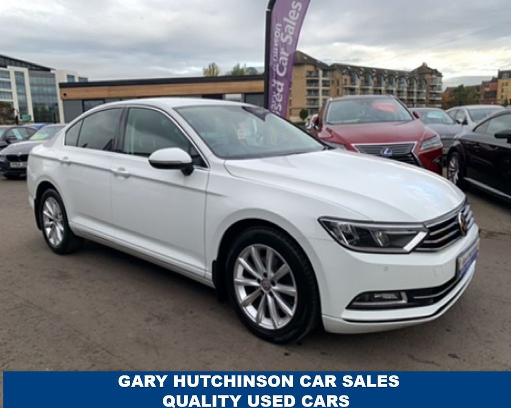 2016 Volkswagen Passat 2.0 SE BUSINESS TDI BLUEMOTION TECHNOLOGY Diesel Manual  – Gary Hutchinson Car Sales Belfast