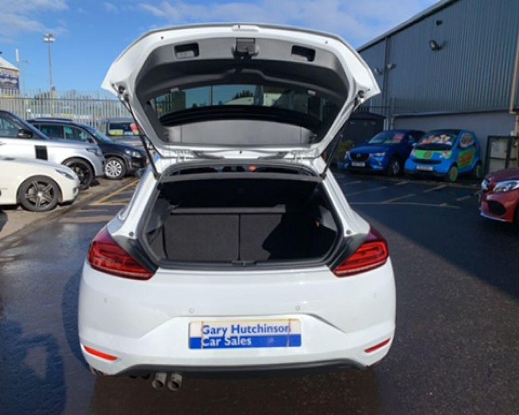 2016 Volkswagen Scirocco 2.0 TDI GT BLACK EDITION BMT Diesel Manual  – Gary Hutchinson Car Sales Belfast full