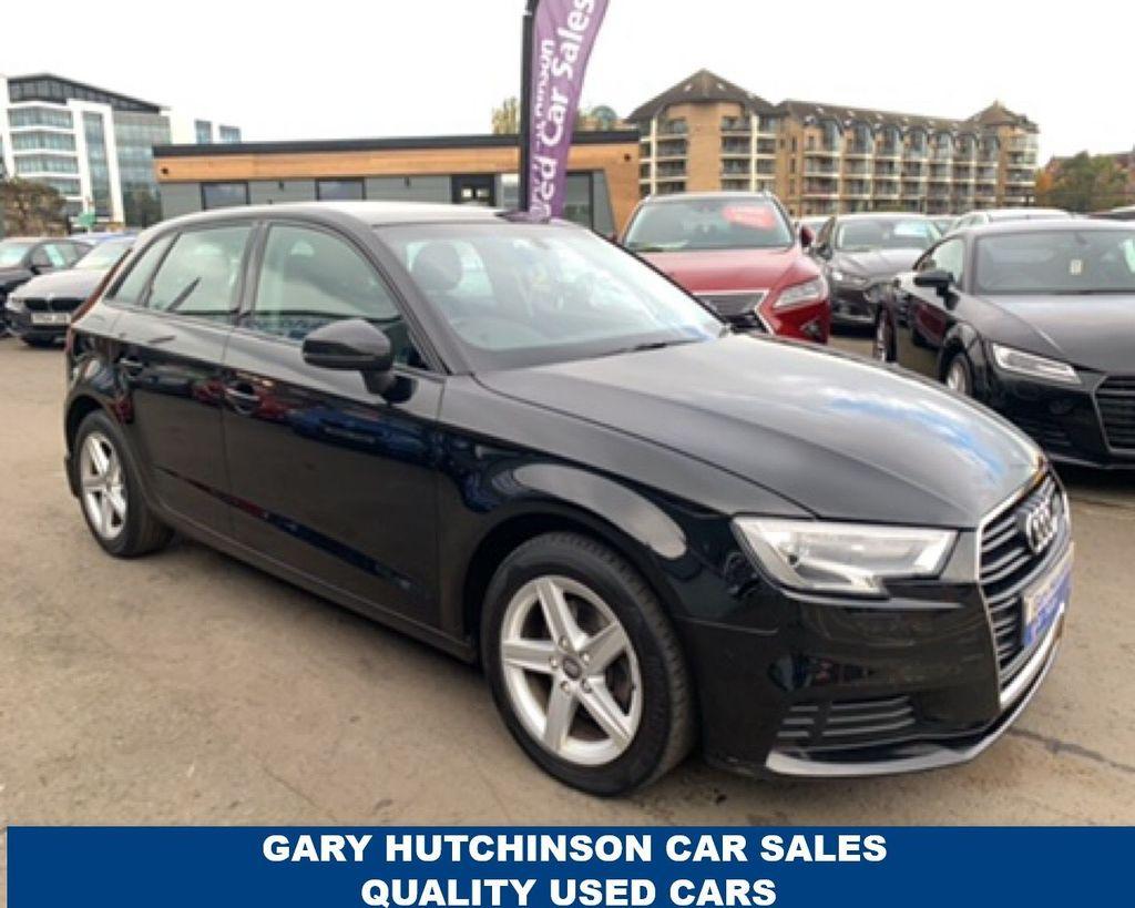 2017 Audi A3 1.6 TDI SE Diesel Manual  – Gary Hutchinson Car Sales Belfast