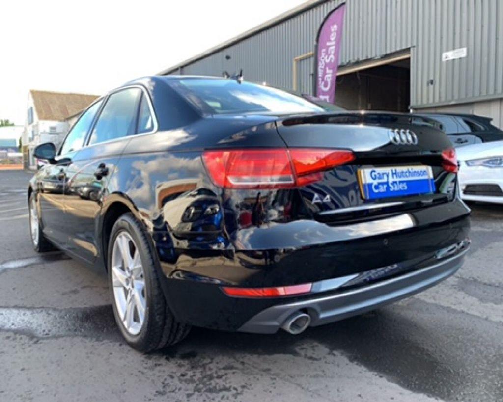 2017 Audi A4 2.0 TDI ULTRA SE Diesel Manual  – Gary Hutchinson Car Sales Belfast full
