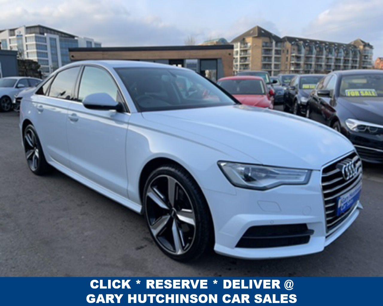 2017 Audi A6 2.0 TDI ULTRA SE EXECUTIVE Diesel Semi Auto  – Gary Hutchinson Car Sales Belfast