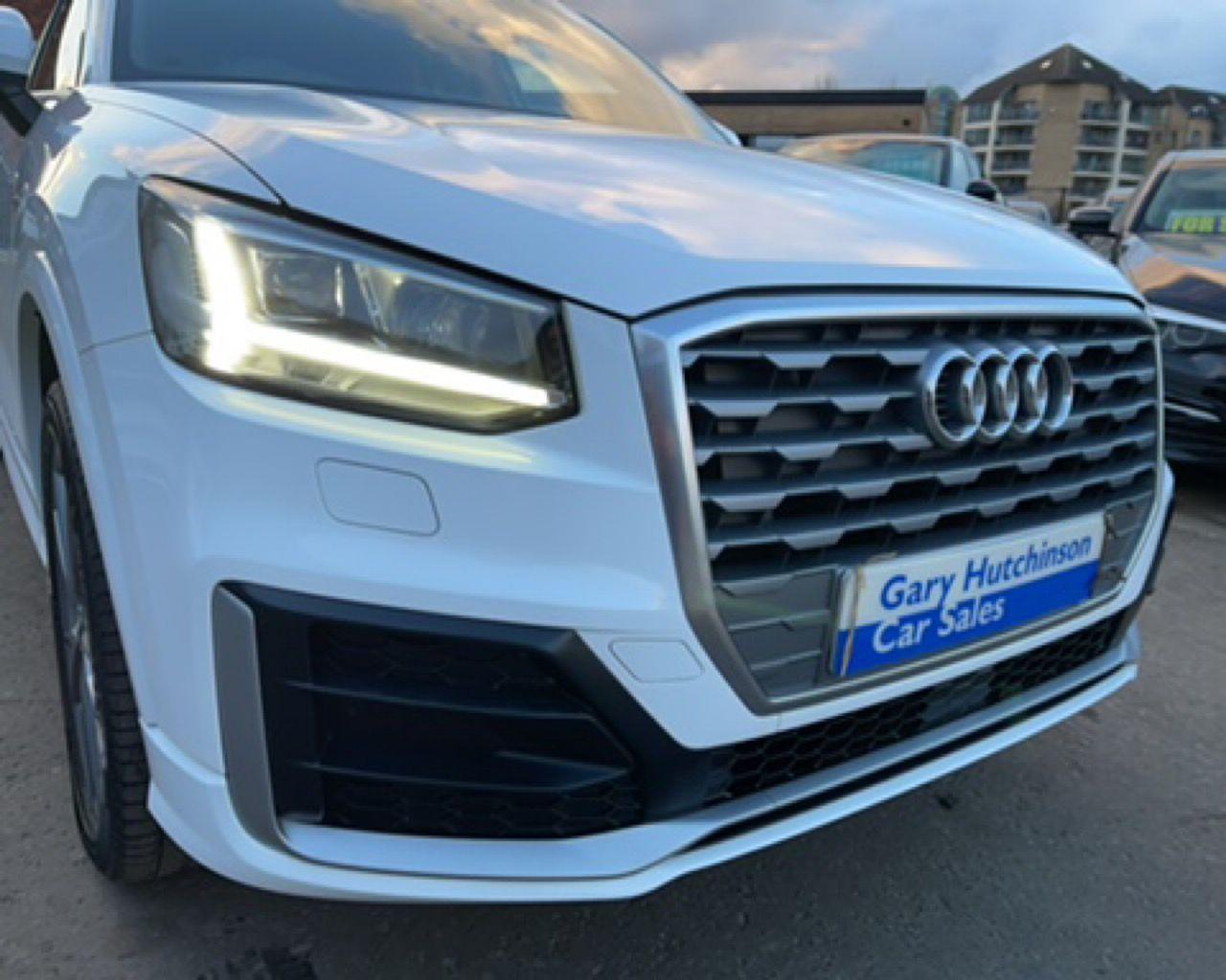 2017 Audi Q2 1.6 TDI S LINE Diesel Manual  – Gary Hutchinson Car Sales Belfast full