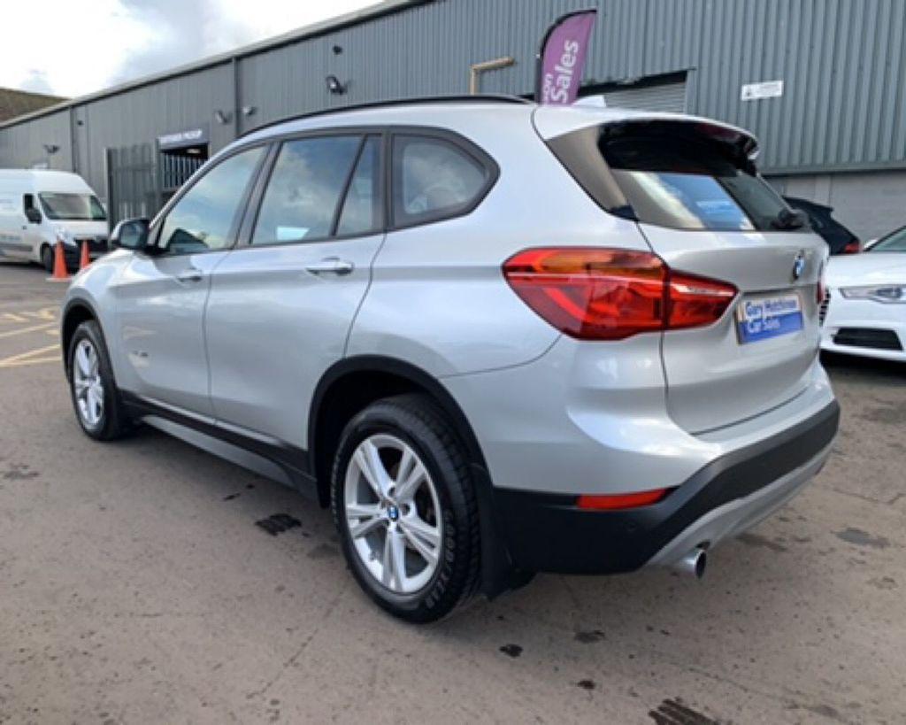 2017 BMW X1 sDrive  SE Diesel Manual  – Gary Hutchinson Car Sales Belfast full
