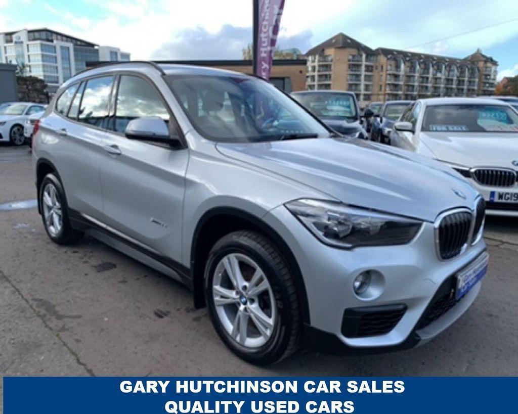 2017 BMW X1 sDrive  SE Diesel Manual  – Gary Hutchinson Car Sales Belfast