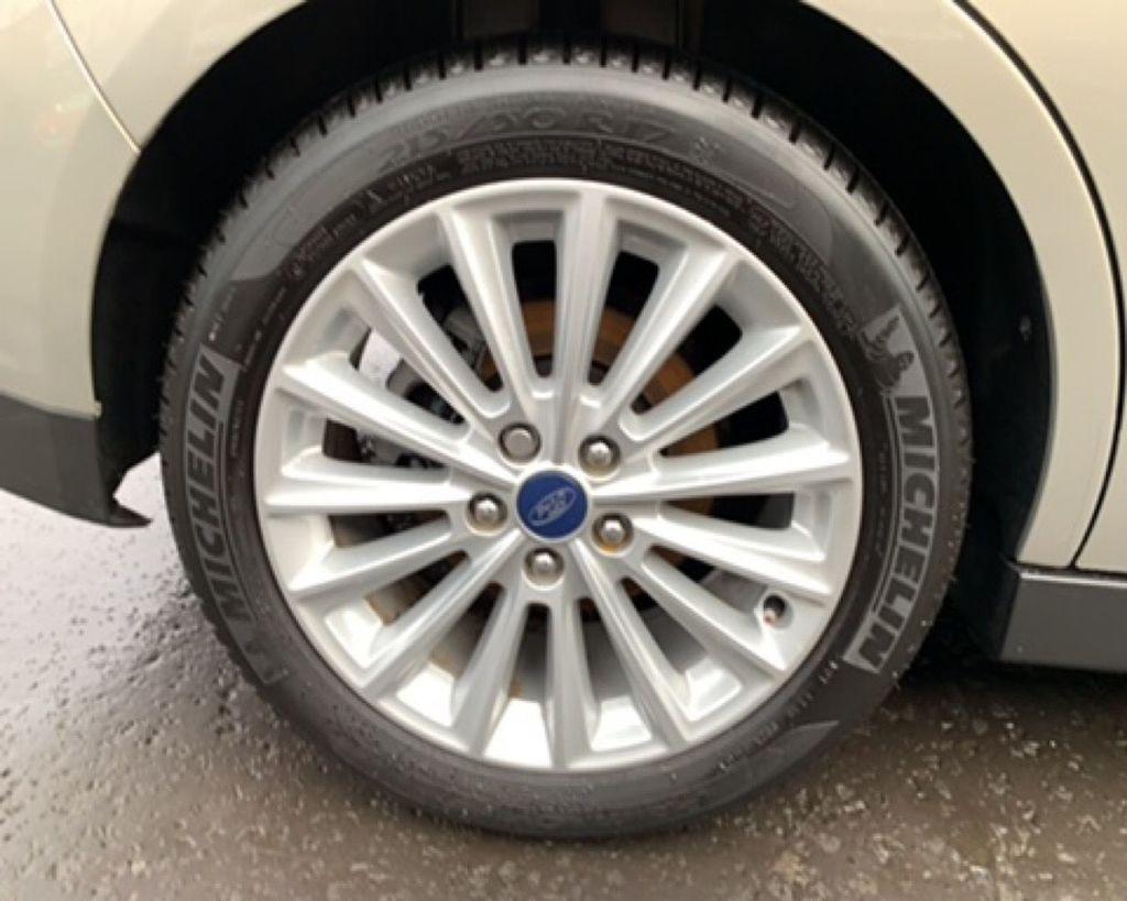 2017 Ford C-Max 1.5 TDCI TITANIUM Diesel Manual  – Gary Hutchinson Car Sales Belfast full