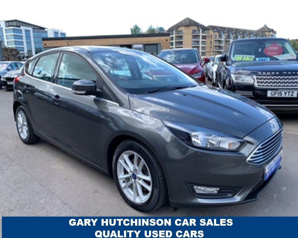 2017 Ford Focus 1.5 ZETEC TDCI Diesel Manual  – Gary Hutchinson Car Sales Belfast