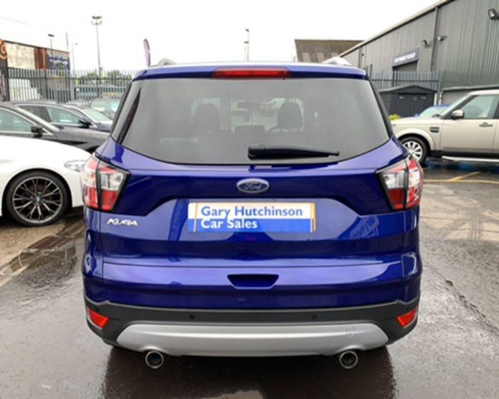 2017 Ford Kuga 1.5 TDCI ZETEC Diesel Manual  – Gary Hutchinson Car Sales Belfast full