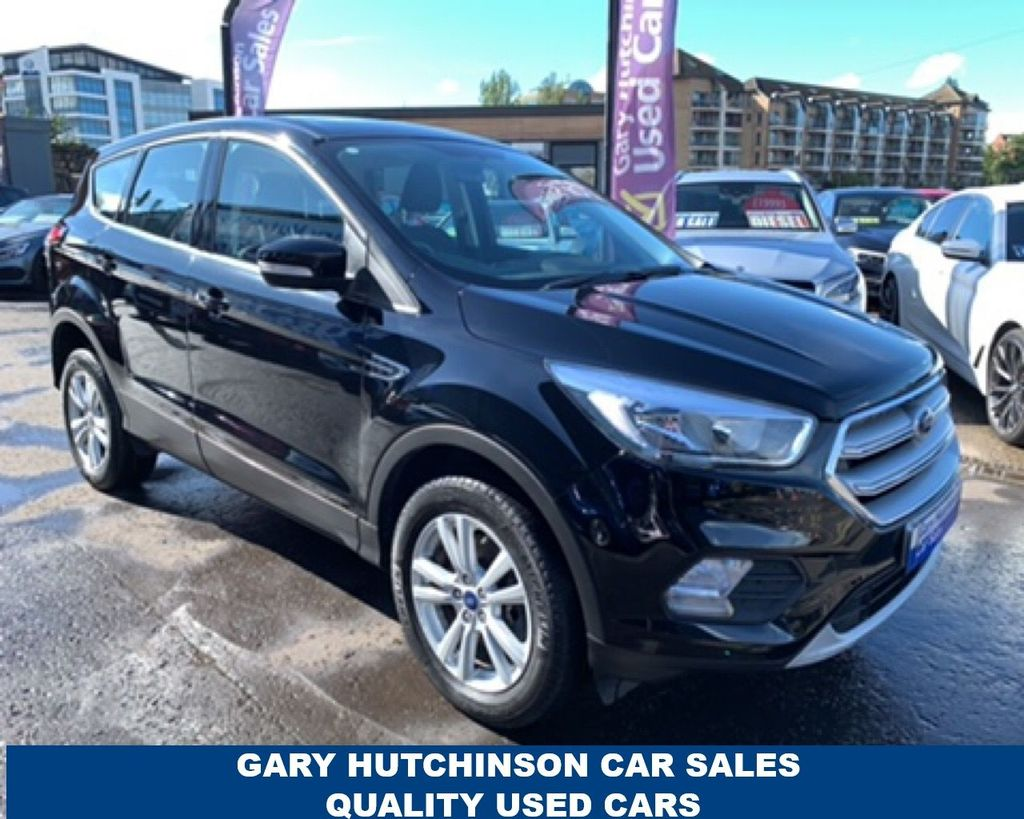 2017 Ford Kuga 1.5 TDCI ZETEC Diesel Manual  – Gary Hutchinson Car Sales Belfast