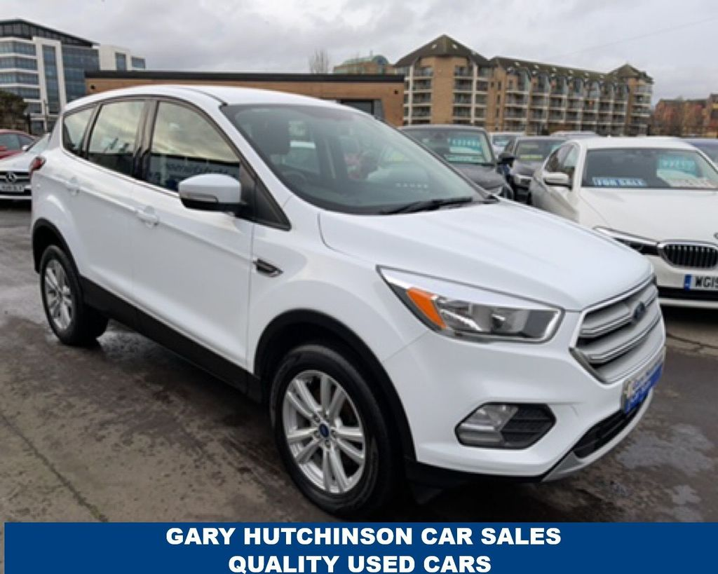 2017 Ford Kuga 1.5 ZETEC TDCI Diesel Manual  – Gary Hutchinson Car Sales Belfast