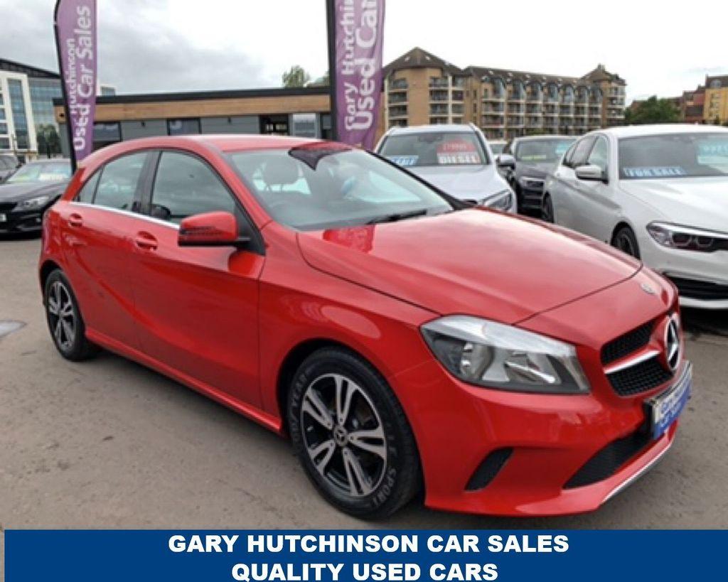 2017 Mercedes-Benz A Class A-CLASS 1.5 A 180 D SE Diesel Manual  – Gary Hutchinson Car Sales Belfast