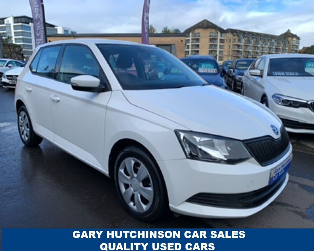 2017 SKODA Fabia 1.0 MPI S Petrol Manual  – Gary Hutchinson Car Sales Belfast full