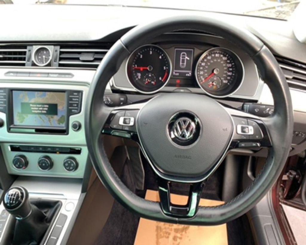 2017 Volkswagen Passat 2.0 TDI SE BUSINESS BLUEMOTION TECHNOLOGY Diesel Manual  – Gary Hutchinson Car Sales Belfast full