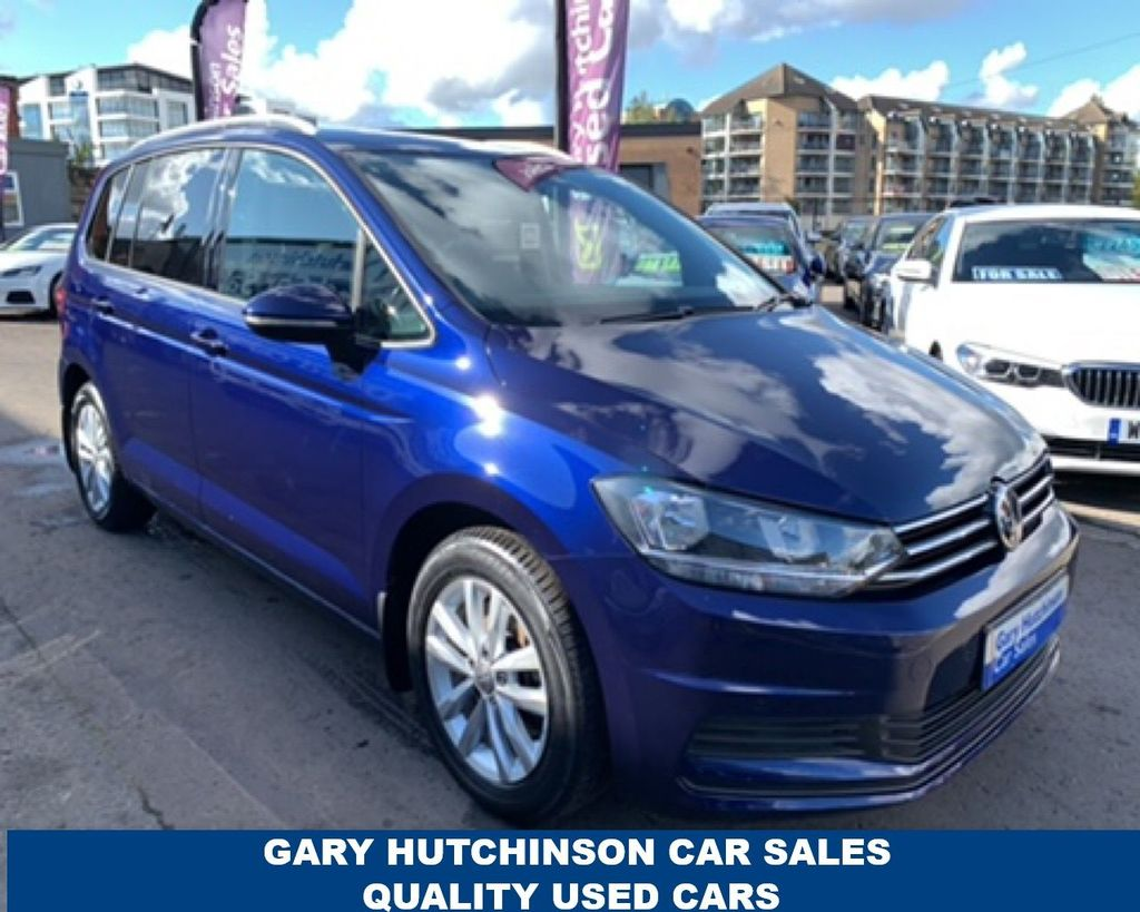 2017 Volkswagen Touran 2.0 TDI SE DSG BLUEMOTION TECHNOLOGY Diesel Automatic  – Gary Hutchinson Car Sales Belfast