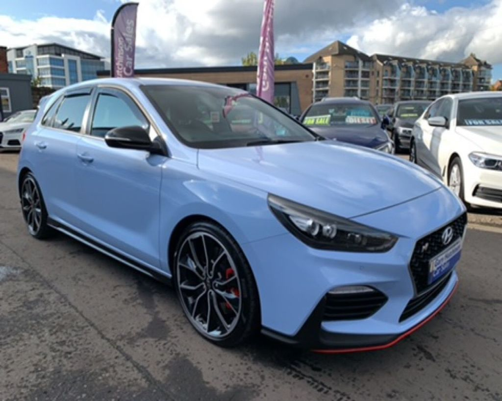 2018 Hyundai i30 2.0T N PERFORMANCE Petrol Manual  – Gary Hutchinson Car Sales Belfast full