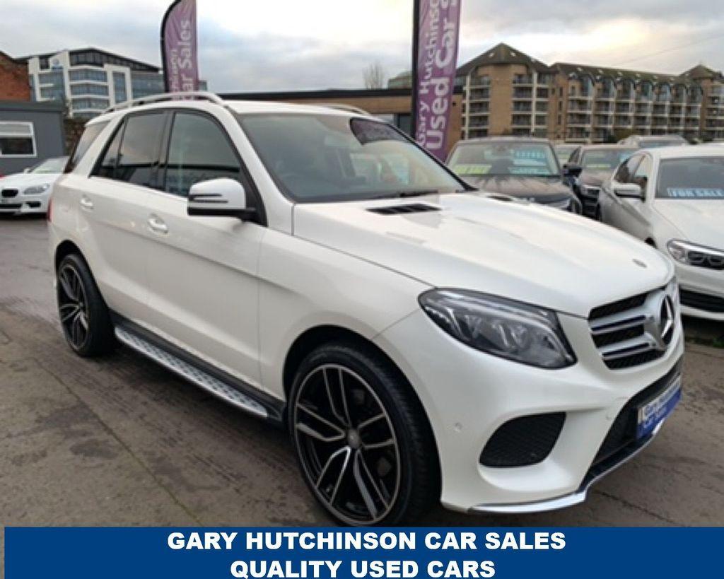 2018 Mercedes-Benz E Class GLE-CLASS 250 D 4MATIC AMG LINE Diesel Automatic  – Gary Hutchinson Car Sales Belfast full