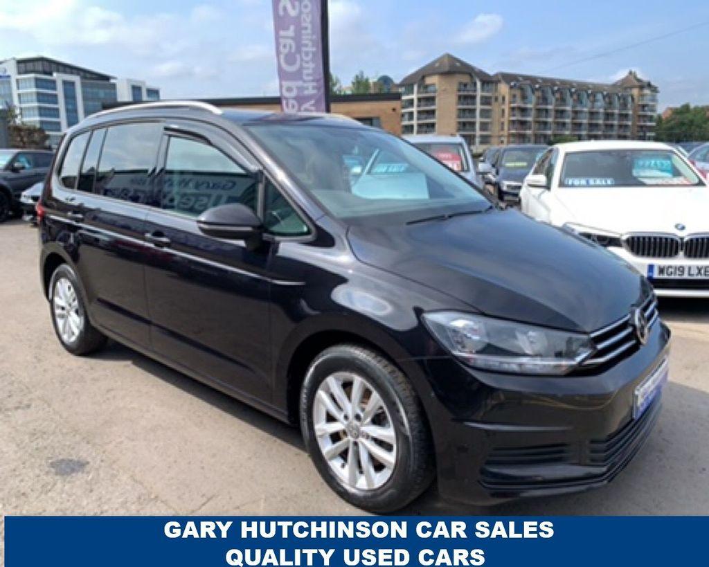 2018 Volkswagen Touran 1.6 TDI SE FAMILY BLUEMOTION TECHNOLOGY Diesel Manual  – Gary Hutchinson Car Sales Belfast