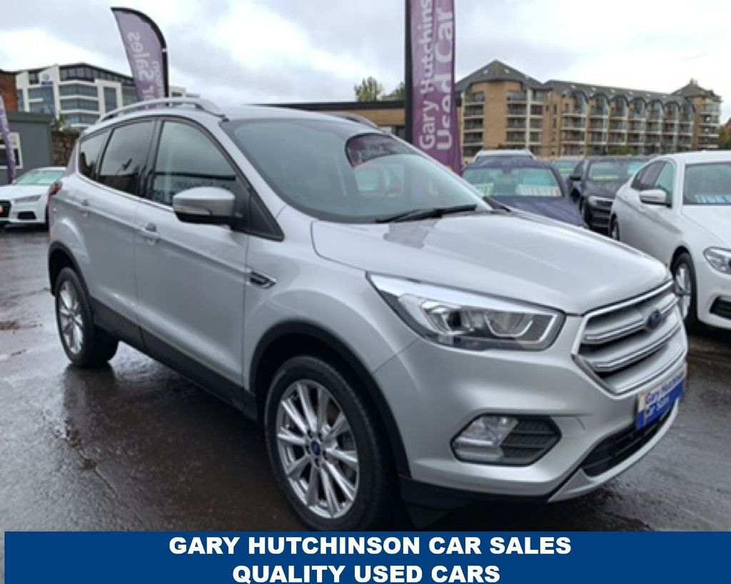 2019 Ford Kuga 1.5 TDCI TITANIUM EDITION Diesel Manual  – Gary Hutchinson Car Sales Belfast