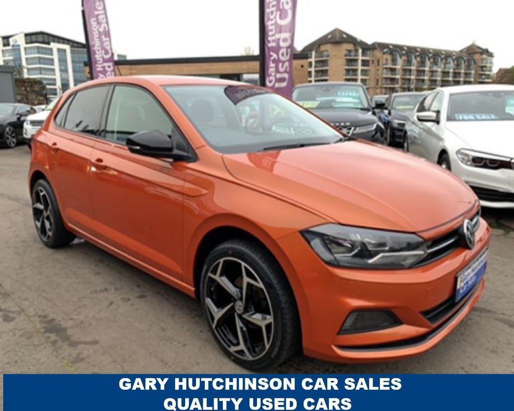 2019 Volkswagen Polo 1.0 SE TSI Petrol Manual  – Gary Hutchinson Car Sales Belfast