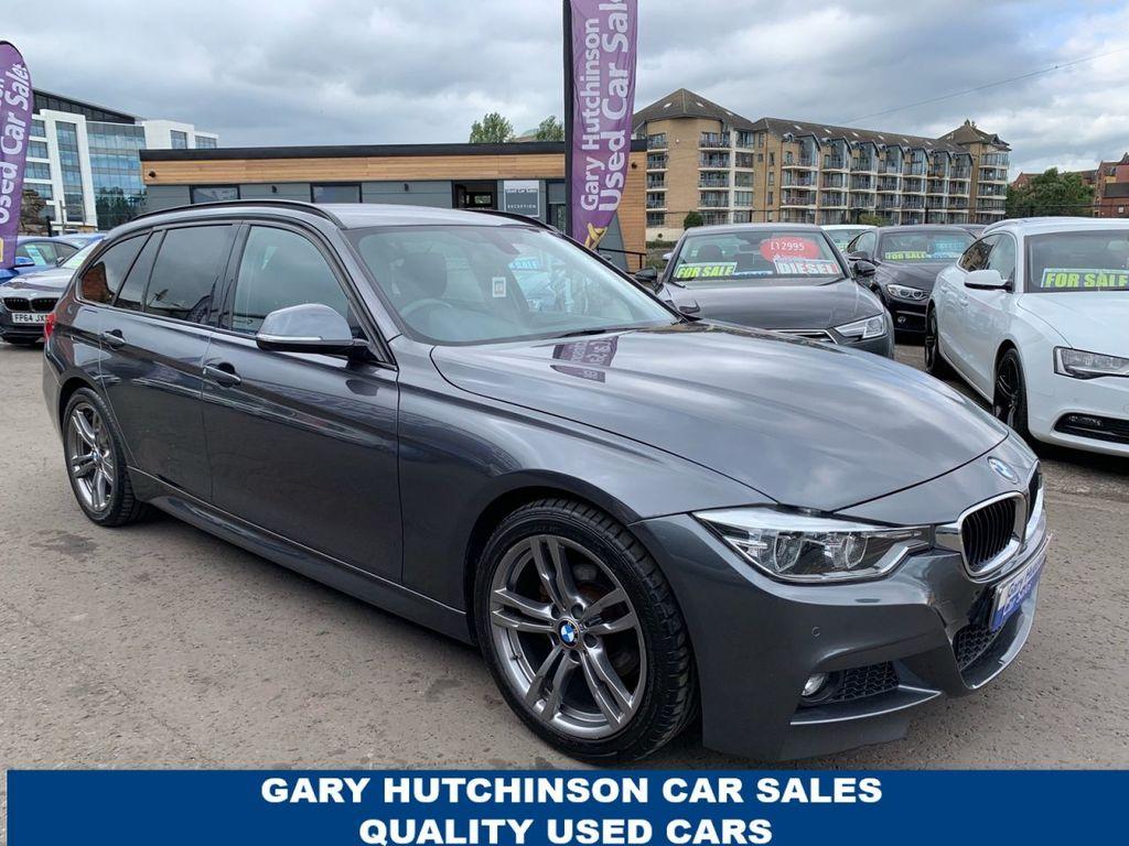2016 BMW 3 Series 2.0 318D M SPORT TOURING Diesel Automatic  – Gary Hutchinson Car Sales Belfast