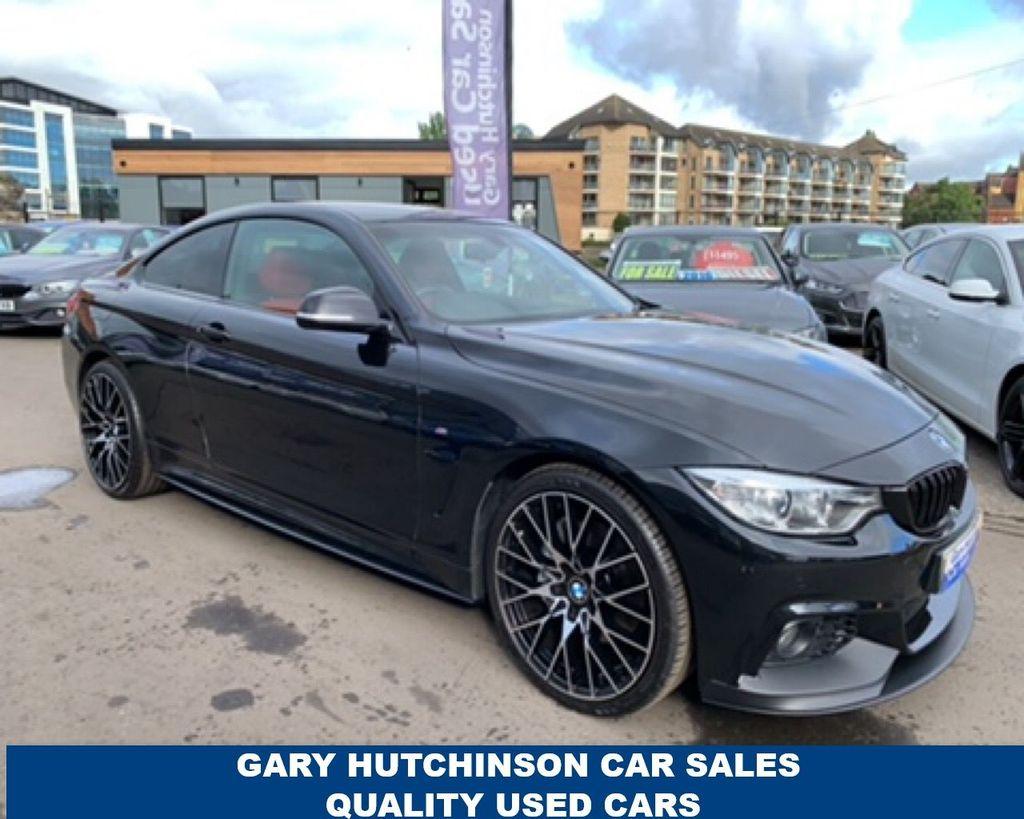 2015 BMW 4 Series 3.0 435D XDRIVE M SPORT Diesel Automatic  – Gary Hutchinson Car Sales Belfast