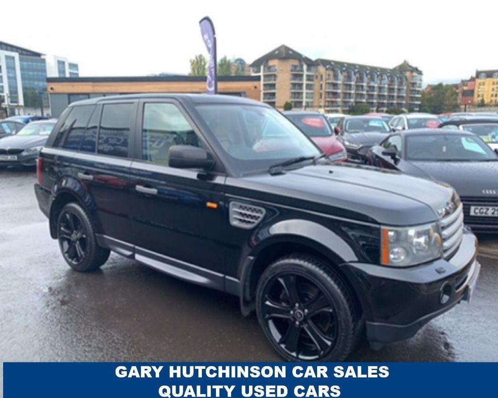2006 Land Rover Range Rover Sport 2.7 TDV6 HSE Diesel Automatic  – Gary Hutchinson Car Sales Belfast