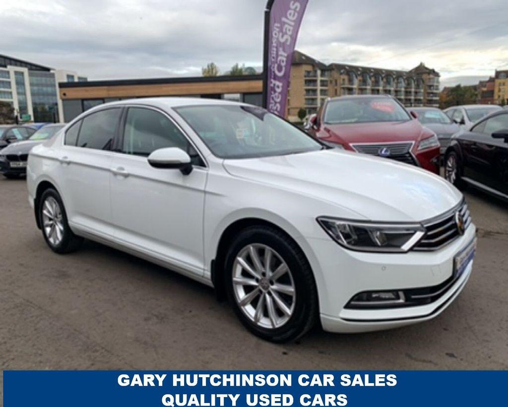 2016 Volkswagen Passat 2.0 SE BUSINESS TDI BLUEMOTION TECHNOLOGY Diesel Manual  – Gary Hutchinson Car Sales Belfast