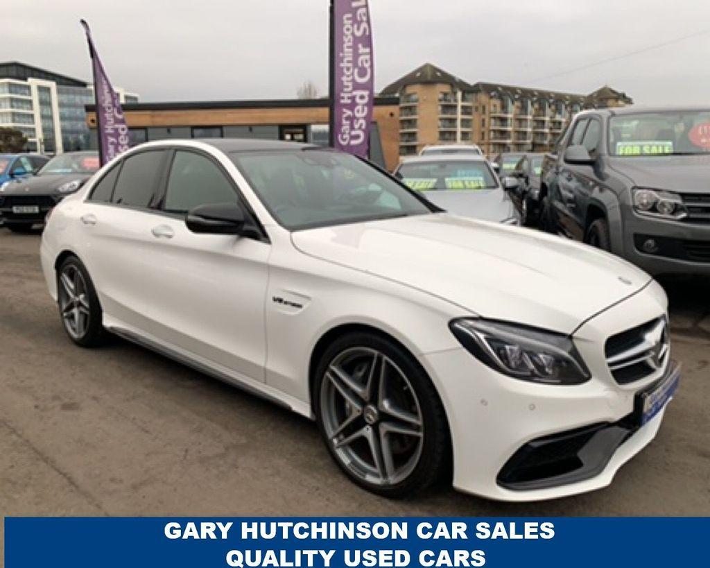 2015 Mercedes-Benz C Class C-CLASS C63 AMG PREMIUM Petrol Automatic  – Gary Hutchinson Car Sales Belfast