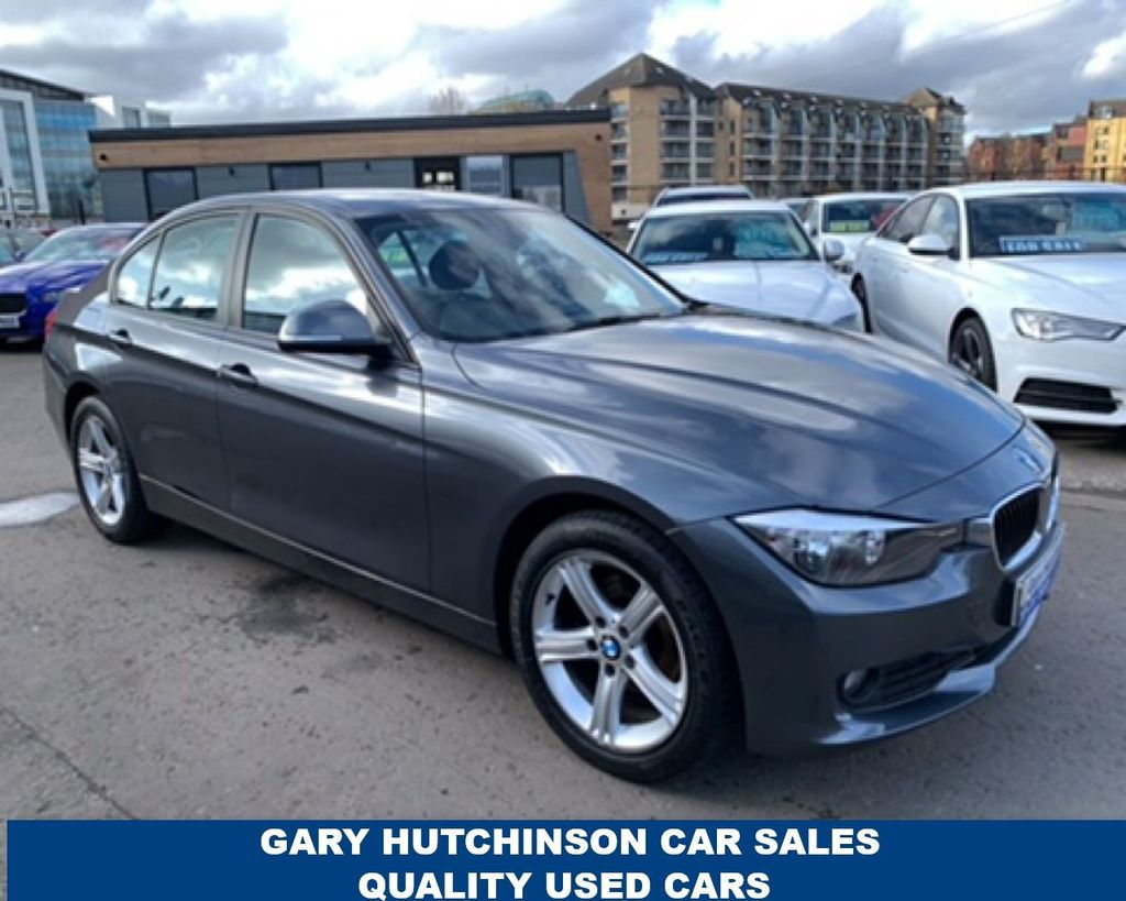 2013 BMW 3 Series 2.0 318D SE Diesel Manual  – Gary Hutchinson Car Sales Belfast