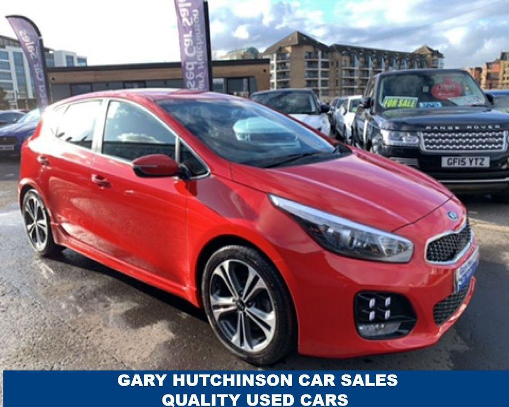 2018 Kia Ceed 1.6 CRDI GT-LINE ISG Diesel Manual  – Gary Hutchinson Car Sales Belfast