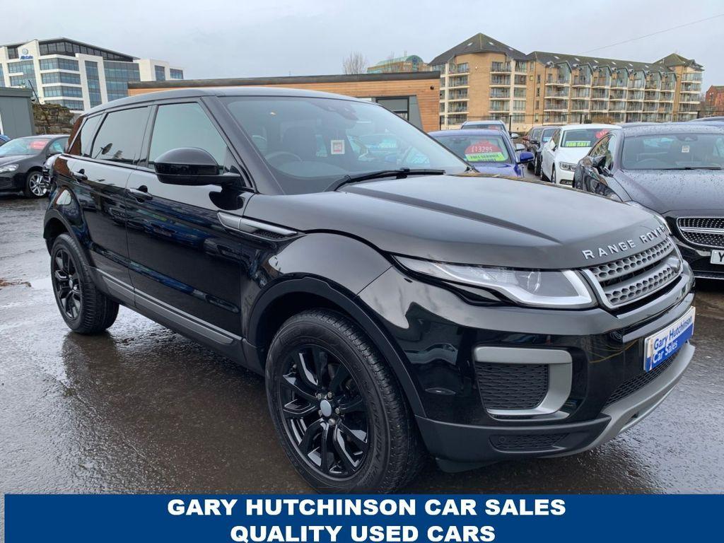 2016 Land Rover Range Rover Evoque 2.0 ED4 SE Diesel Manual  – Gary Hutchinson Car Sales Belfast