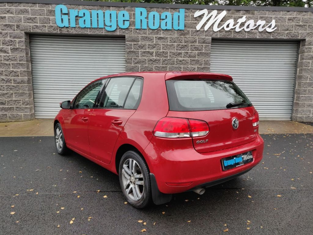 2010 Volkswagen Golf 1.6 SE TDI Diesel Manual  – Grange Road Motors Cookstown full