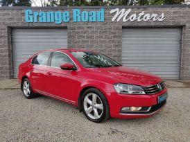 2011 Volkswagen Passat 2.0 SE TDI BLUEMOTION TECHNOLOGY DSG Diesel Semi Auto  – Grange Road Motors Cookstown