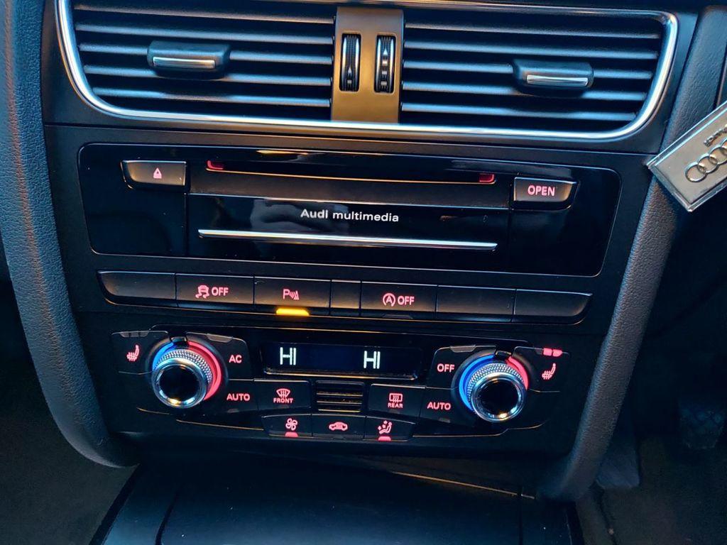 2012 Audi A5 1.8 TFSI BLACK EDITION Petrol Manual  – Grange Road Motors Cookstown full