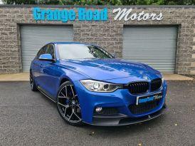 2012 BMW 3 Series 2.0 320D M SPORT   M PERFORMANCE Diesel Automatic VRT €2123 NOX €2875 – Grange Road Motors Cookstown