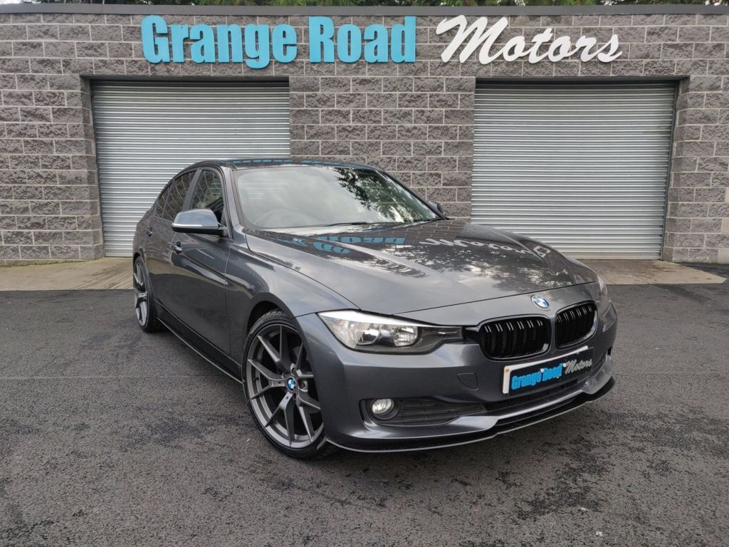 2012 BMW 3 Series 2.0 320D SE   M-PERFORMANCE Diesel Manual  – Grange Road Motors Cookstown full