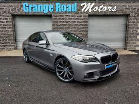 2012 BMW 5 Series 2.0 520D M SPORT   M-PERFORMANCE Diesel Automatic VRT + NOX COMBINED €3,501 (STAT. CODE:40487553 ) – Grange Road Motors Cookstown