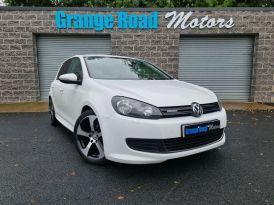 2012 Volkswagen Golf 1.6 S TDI BLUEMOTION Diesel Manual  – Grange Road Motors Cookstown