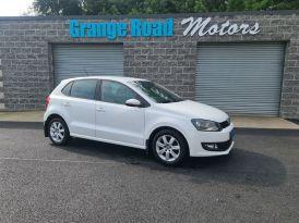 2012 Volkswagen Polo 1.2 MATCH TDI Diesel Manual  – Grange Road Motors Cookstown