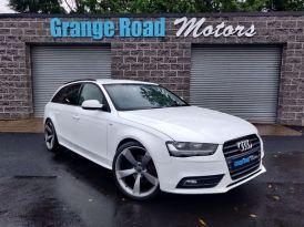 2013 Audi A4 2.0 AVANT TDI SE Diesel Manual  – Grange Road Motors Cookstown