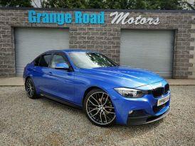 2013 BMW 3 Series 2.0 320D M SPORT    M-PERFORMANCE Diesel Automatic  – Grange Road Motors Cookstown