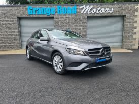 2013 Mercedes-Benz A Class A-CLASS 1.5 A180 CDI BLUEEFFICIENCY SE Diesel Manual  – Grange Road Motors Cookstown