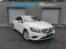 2013 Mercedes-Benz A Class A-CLASS 1.5 A180 CDI BLUEEFFICIENCY SE Diesel Manual  – Grange Road Motors Cookstown